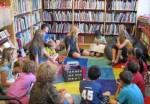 SRC share a book