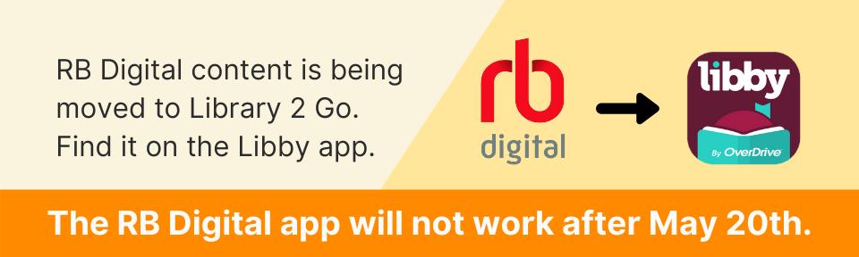 RB Digital Banner