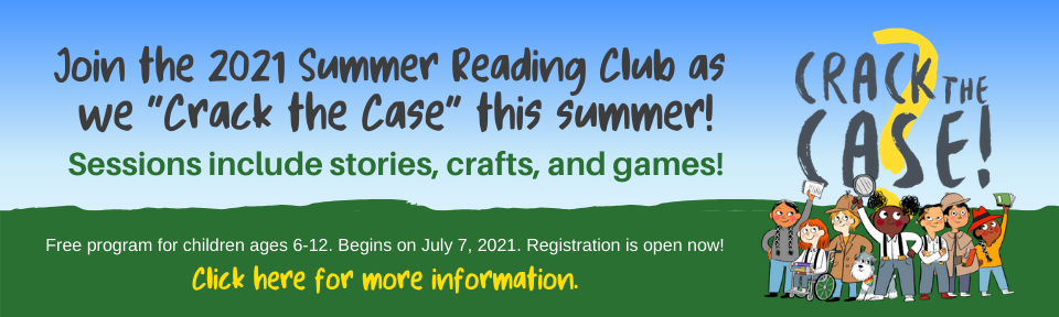 Summer Reading Club Poster
